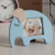 Jinnhome 2017 hot selling good quality MDF lovely elephant colorful home decor baby Picture photo frame