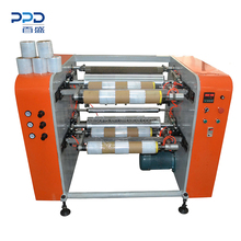 China Suppliers PVC Wire Protective Film Slitter Rewinder Machinery
