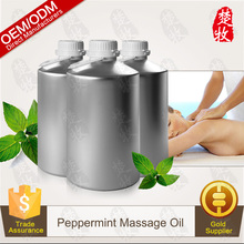 Best selling High Quality Peppermint Massage Oil In Bulk