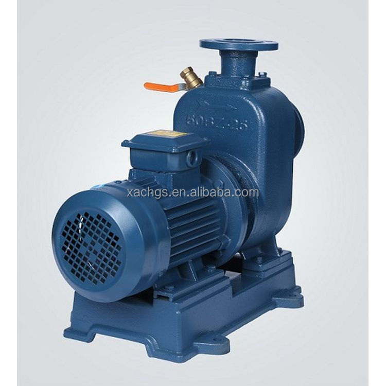 Trade Assurance Discount Zb Self Priming Centrifugal Slurry Pump