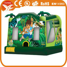 2017 inflatable bounce houses for sale