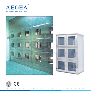 AG-SS090 hospital anti-corrosion stainless steel handover windows