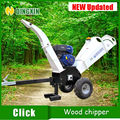 15hp PETROL WOOD CHIPPER GARDEN MULCHER