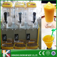 24L Crushed Ice Slush Machine/ Frozen Slush Dispenser Drink Machine