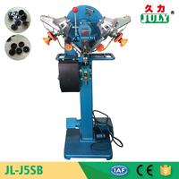 JULY manufactory Fully Automatic Prong Snap Fastening Machine for plastic button