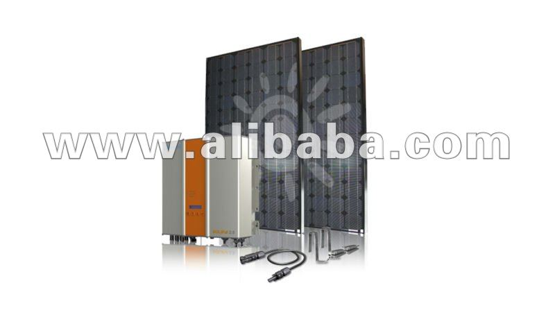 HJ Solar Panel 195Wp all black