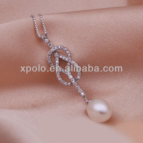 modern pearl necklace design/cheap big pearl necklace/3 strand pearl necklace