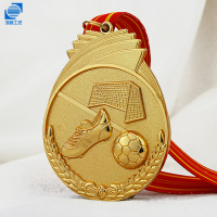 New Design Metal Medals Football Medals