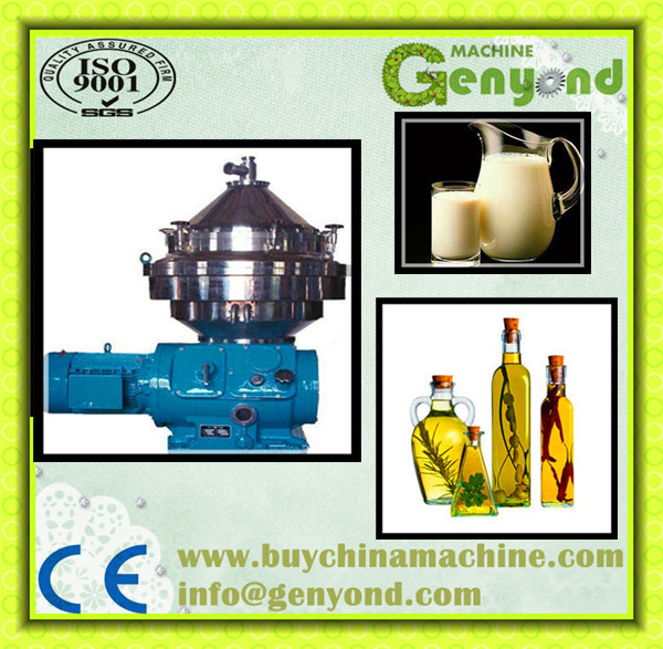 China Automatic Disc Machine Oil Purifier/separator