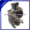 SL-130 Double Sides Round Bottle Labeling Machine,Plastic Label Printing Machine