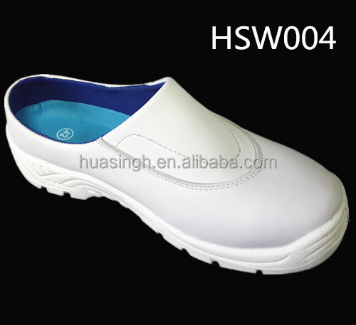 food and pharmaceutical industries used anti-stastic sanitary shoes /clogs