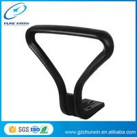 Factory Price PP Computer Desk Armrest Lane Office Chair Parts