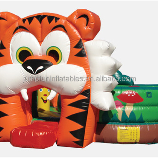 Inflatable Toddler Playground air bounce house for rental 2016 popular Inflatable Fun Bounce
