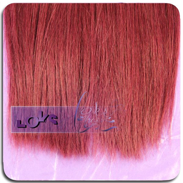 High quality color 530 straight European pre-bonded hair on hot sales!!