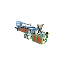 Automatic Trash Bag Making Machine,Plastic Bag On Roll Machine,Plastic garbage Bag Making Machine