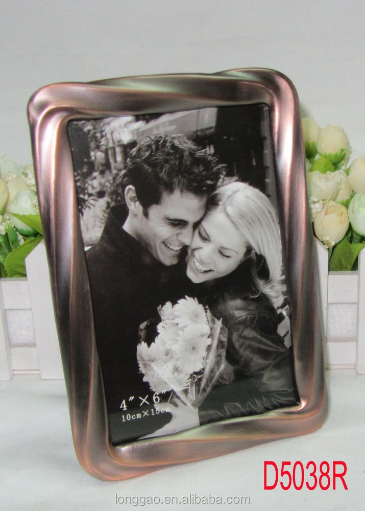 Classic Metal Alloy Photo Picture Frame