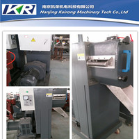 waste plastic pelletizing machine/underwater pelletizer