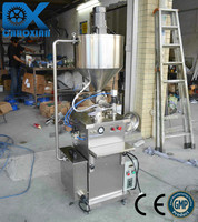 CX heat stirring candle wax filling machinery(factory outlet)