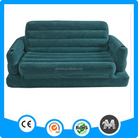 High quality floding intex inflatable sofa air bed inflatable bed sofa