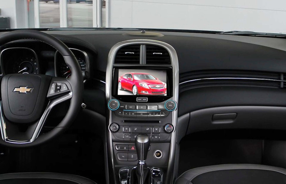 DVD / GPS for Chevrolet Malibu 2014 (supports Android system)