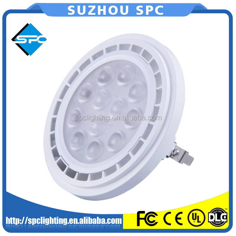 2016 HOT SALE Dimmable 15W LED GU10 ES111