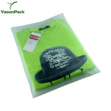Opaque Polyethylene Hanging Travel Vacuum Seal Garment Bag For Clothes Storage