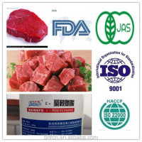 FDA approved food grade preservatives for halal beef meat