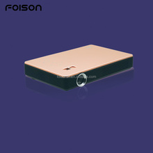 Multiply Usage Connecting WIFI Android OS LED DLP Mini Projector 3000 Lumen 5000 : 1 Contrast Ratio Smart Adjustment Projector