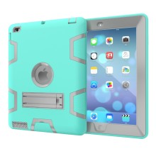 Wholesale Heavy Duty Muti-Funtion Case For iPad 2 3 4 Back Cover Case