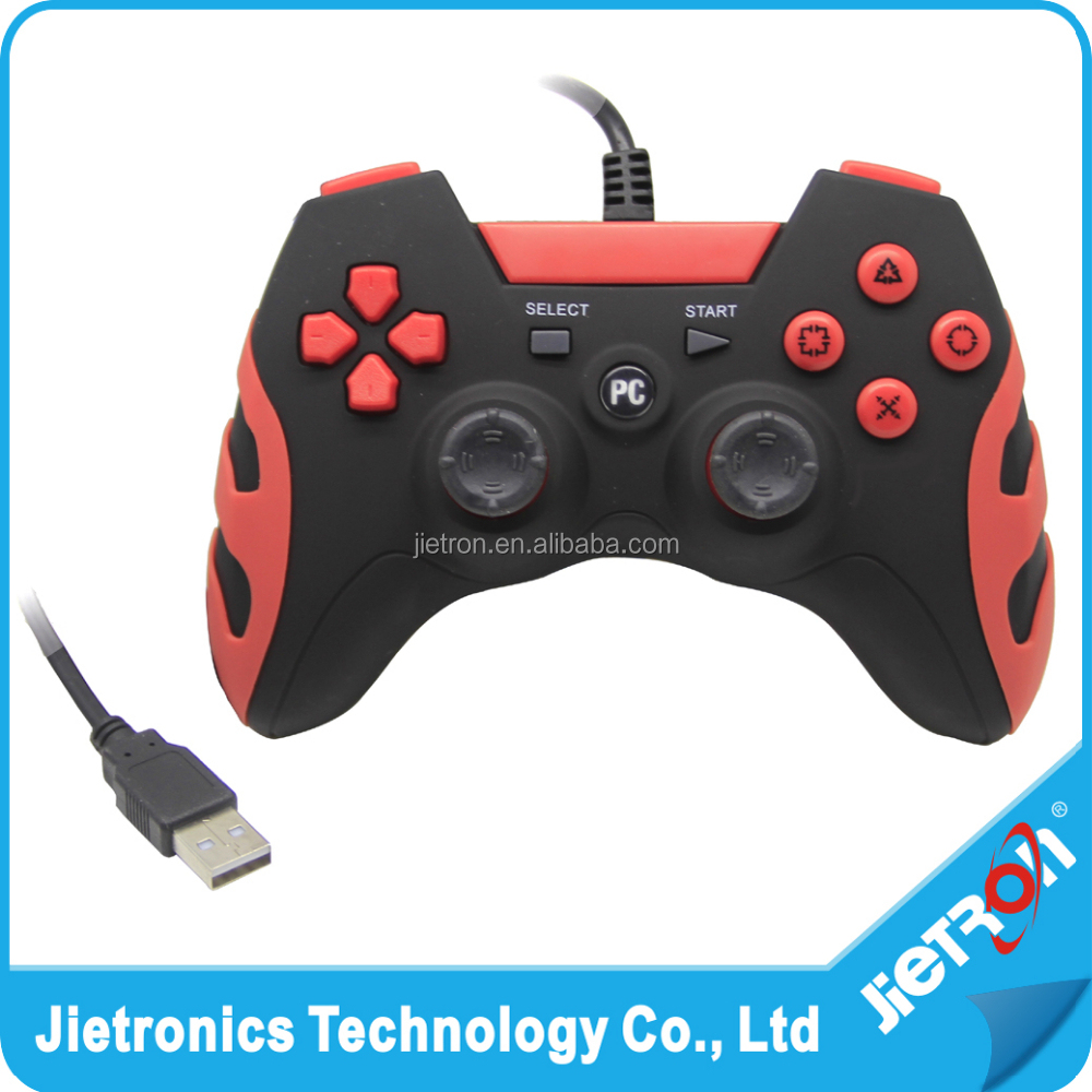Wireless Gamepad Joypad For PC, Wired controller for PC