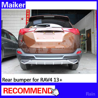 Rear Bumper for Toyota RAV4 13+ SUV auto parts 4x4 accessories