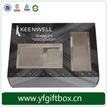 2015 Custom Wholesale Paper Cosmetic Paper Box,Make Up Box, Cosmetic Box With Window