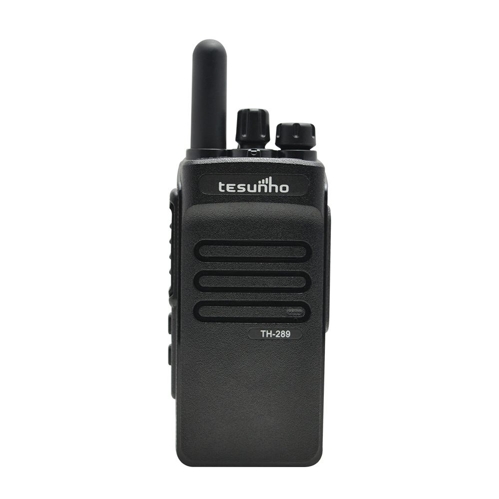 TESUNHO TH289 SIM card two way radio with CE certificate