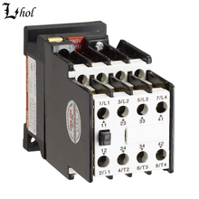Ac Magnetic Contactor Relay Cj20