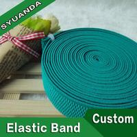 factory price 2cm elastic fabric bands