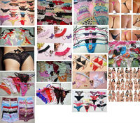 VERY SEXY Women Thongs Panties Baby Doll Lingerie Wholesale WS78