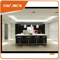 Top quality laminate kitchen cabinet/ kitchen cupboard design and supply