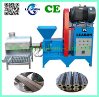 China Professional Supplier Coconut Shell Charcoal Making Machine for Hollow Briquettes