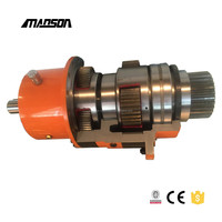 Electric Motors With Planetary Gearbox