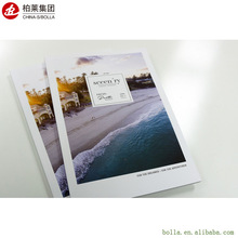 Custom Well Design Low Cost Cheap Colorful Softcover Book Printing