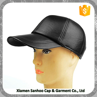 Custom Leather Hat For Men Customized Logo Form You Leather Sport Cap