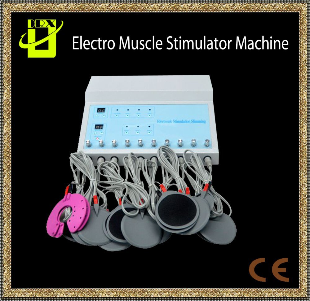 Multifunctional Home Use Electronic EMS Facial Muscle Stimulator for wholesales hot sale