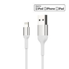 TPE Fastest Data USB cable Charger for iPhone 5 6 7 plus iPad