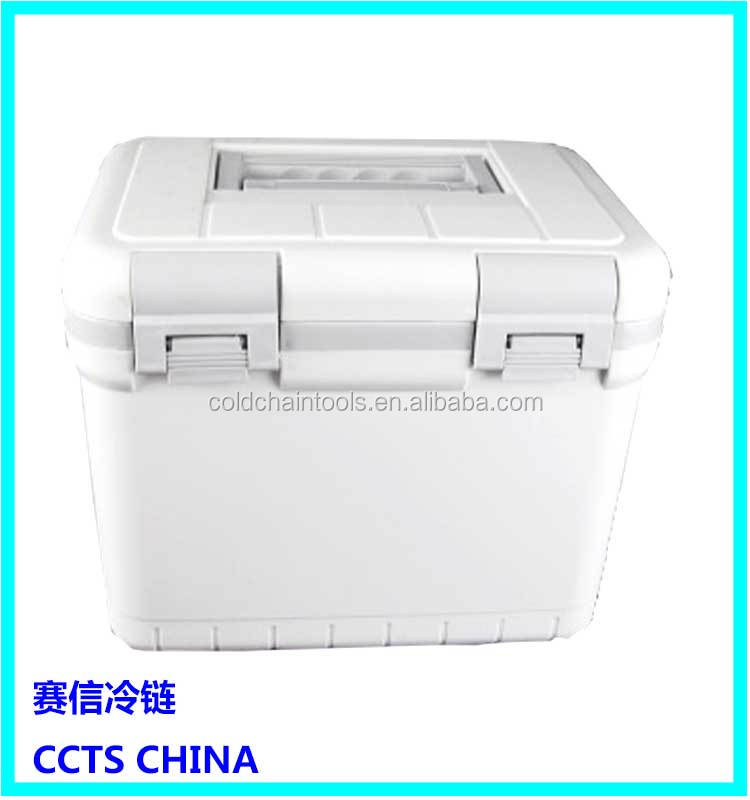 Reusable and prequalified Blood and vaccine cold storage box