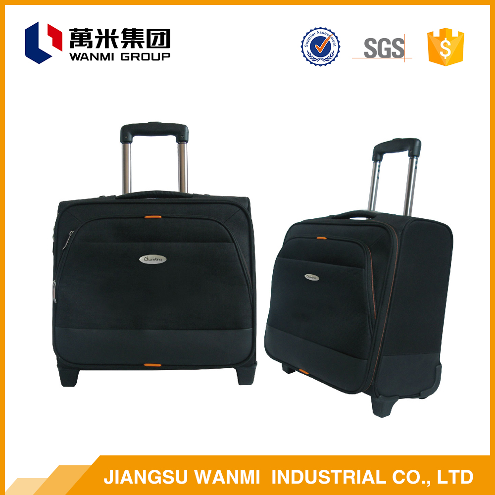 China high quality kids rolling luggage suitcase covers