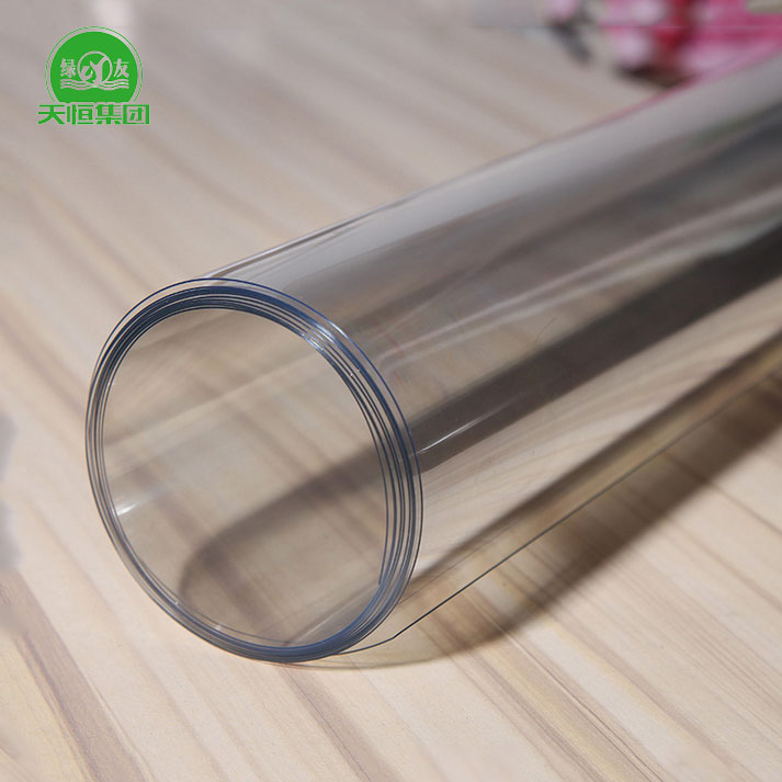 PET Rigid Clear Film For Toys Packing Food Packaging film