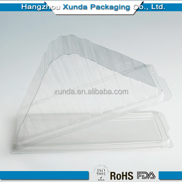 Hangzhou Electronic Plastic Box Small Clear Plastic PVC Packaging Boxes