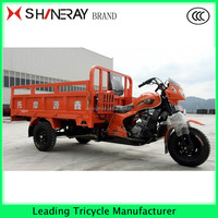 2016 Popular Heavy Load Strong Cargo tricycle 3 Wheel Tricycle Made in China
