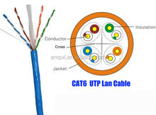 indoor cat6 network cable/lan cable cable providers