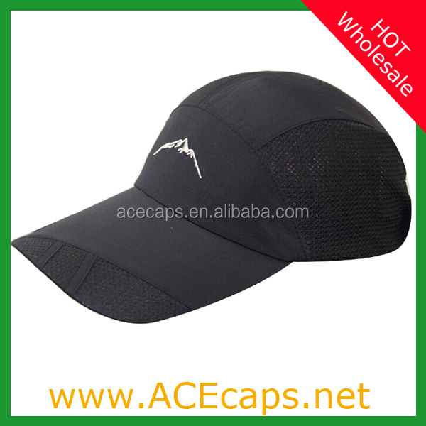 Breathable sports cap, sample available for your check